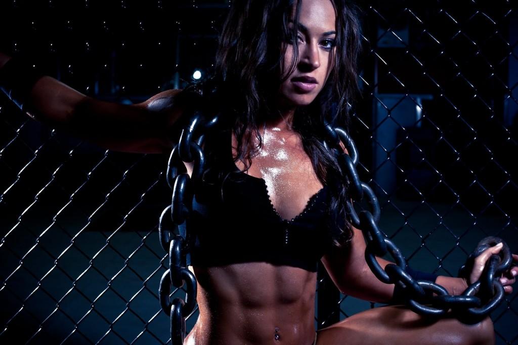 Swann Cardot - fitness models
