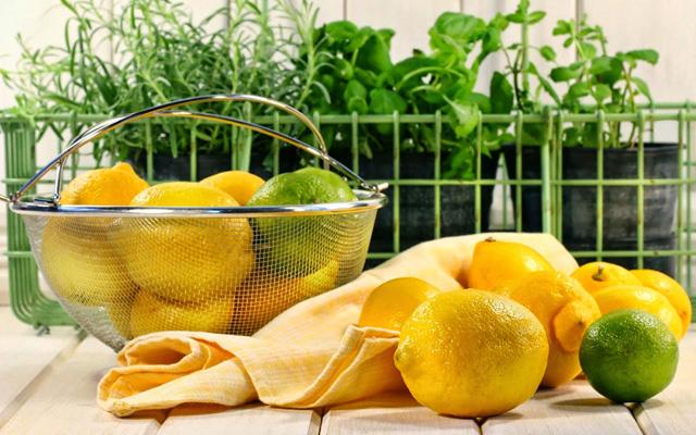 лимон гл