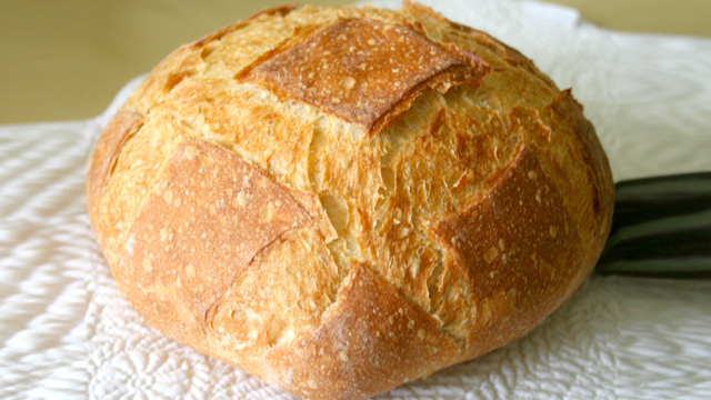 French bread Calvel 2 015-X3